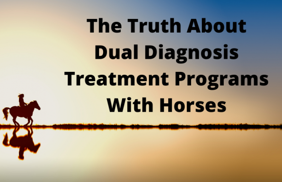 The Truth About Dual Diagnosis Treatment Programs With Horses